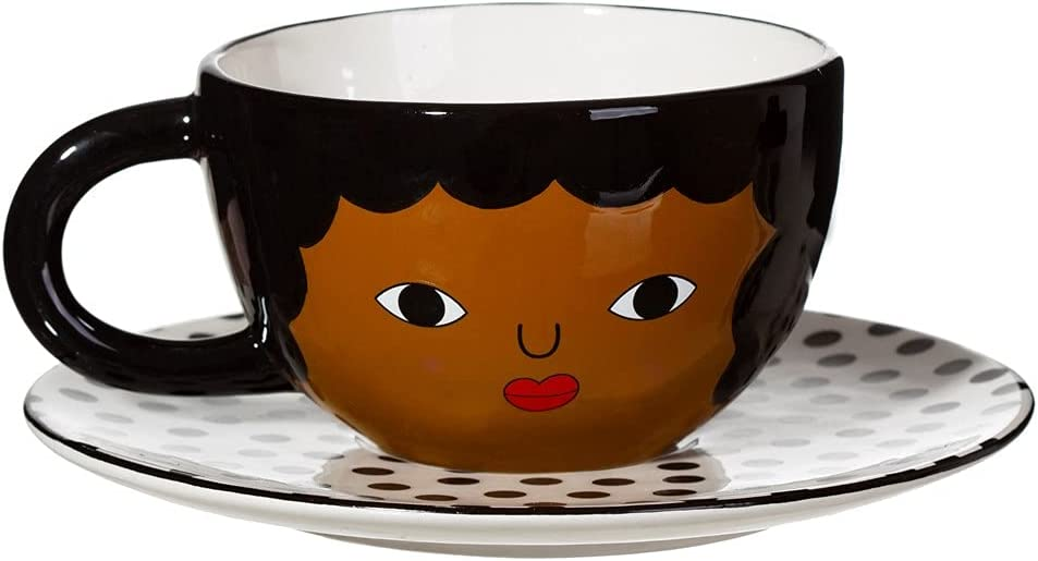 Sass Belle Chantelle Tea Saucer Translated And free Set Cup
