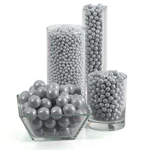 Round Party Candy Kit - Silver
