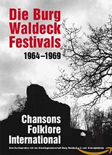 Die Burg Waldeck Festivals 1964-1969