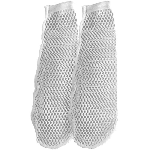 Nylon Lint Trap for Washing Machine Drain Systems & Discharge Hoses (2 pack) - Fits all washing machines