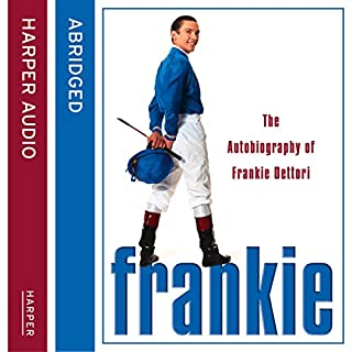 Frankie: The Autobiography of Frankie Dettori cover art