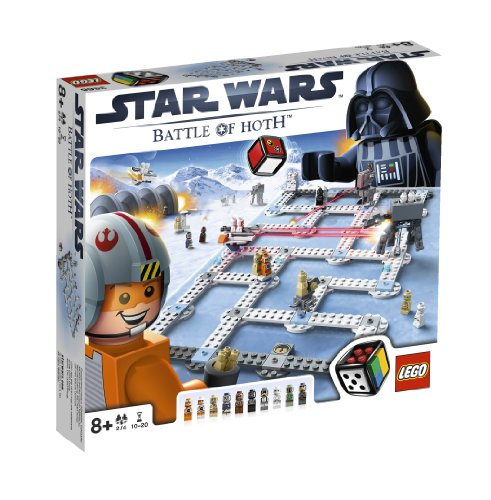 LEGO Juegos de Mesa - Star Wars: The Battle of Hoth (3866)