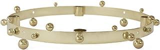 OYOY – Äventyrshållare – pärla – metall – mässingspläterad – Ø33 x H 5,70 cm