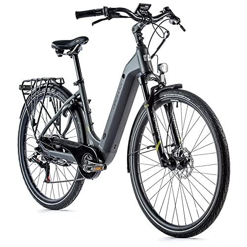 28 Zoll City E-Bike Leader Fox NARA Elektro Fahrrad Pedelec LG 504Wh S-Ride 7 Gang