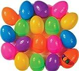 Fun World Accessories Mega Color Assortment Eggs, Multicolor, Standard