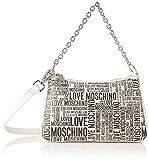 Love Moschino, Bolso de mujer, colección Otoño Invierno 2021, blanco, U