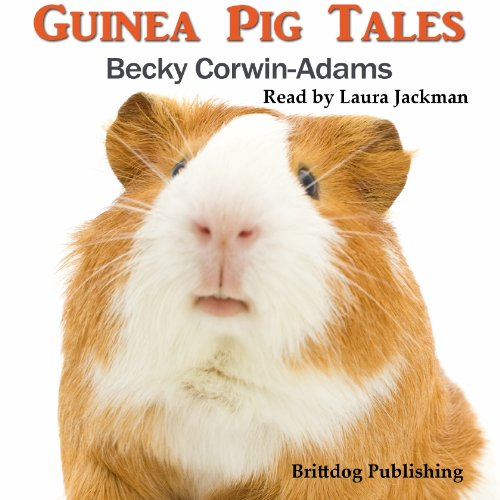Guinea Pig Tales audiobook cover art