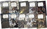C S Forester Hornblower Saga 11 Books Collection Pack Set RRP: £87.89 (Mr.Midshipman Hornblower, Lieutenant Hornblower, Hornblower and the Hotspur, Hornblower during the Crisis, Hornblower and the Atropos, Beat to Quarters, Ship of the Line, Flying Colour