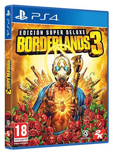 Borderlands 3 Super Deluxe Steelbook uncut Edition (+ Zusatzboni per EMAIL) - Deutsche Verpackung