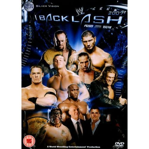 Wwe - Backlash 2007 [Edizione: Regno Unito] [Edizione: Regno Unito]