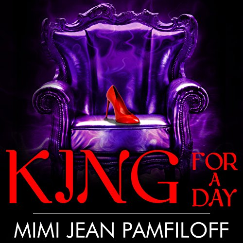 King for a Day audiobook cover art
