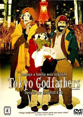 Tokyo Godfathers - ( Tokyo Goddofazazu ) Satoshi Kon