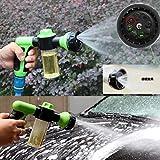 Auto-Waschschaum Gun Auto Reinigen, Waschen, Schnee Schäumer Lance Auto Wasser Seife Shampoo...