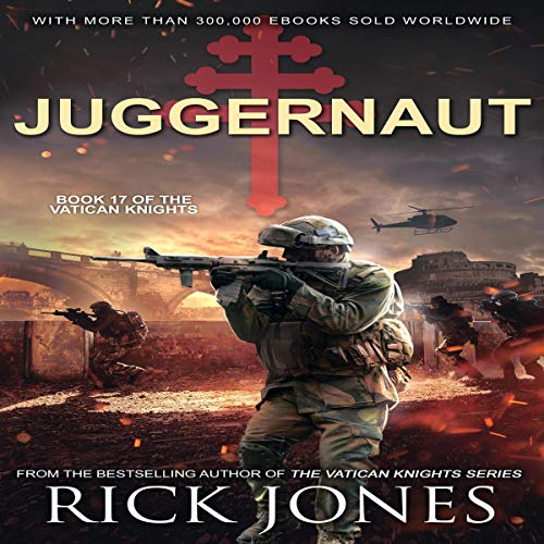 Juggernaut cover art