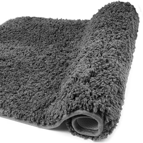 "Bathroom Rug, 16' x 24"" Non Slip Bath Mat for Bathroom Water..."