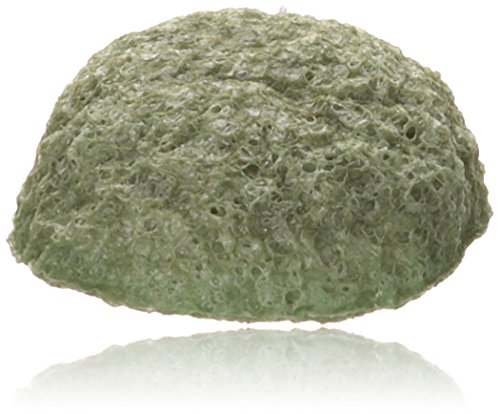 The Japanese Konjac Sponge, Green Tea Puff by The Japanese Konjac Sponge