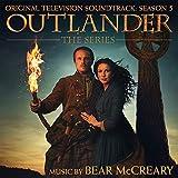 Outlander Season 5 (Gatefold sleeve) [180 gm 2LP Coloured Vinyl] [Vinilo]