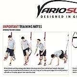 Suspension Trainer Poster 54 Training Exercises - 4