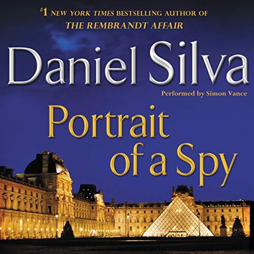 Portrait of a Spy audiobook cover art