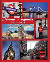 Agenda Planner 2021 - 2022: Agenda Planner 2021 - 2022. In this set of Agenda-Calendar 2021-22 you will find everything you need.