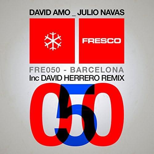 Julio Navas, David Amo