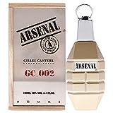 Gilles Cantuel Arsenal GC 002 For Men 3.4 oz EDP Spray