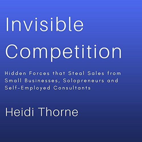 Invisible Competition audiobook cover art