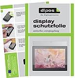 dipos I 2X Protection ecrán Mat Compatible avec Lenovo Miix 320 10 Pouce Films de...