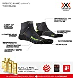 X-Socks Run Discovery Calcetines Deportivos Calcetines Para Correr Hombre...