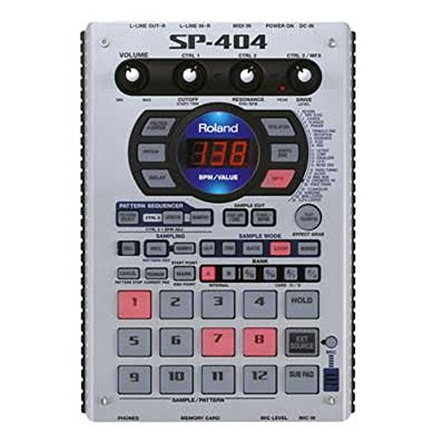 Roland ドクター・サンプル SP-404
