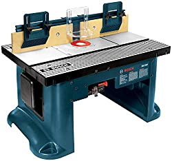best professional benchtop router table