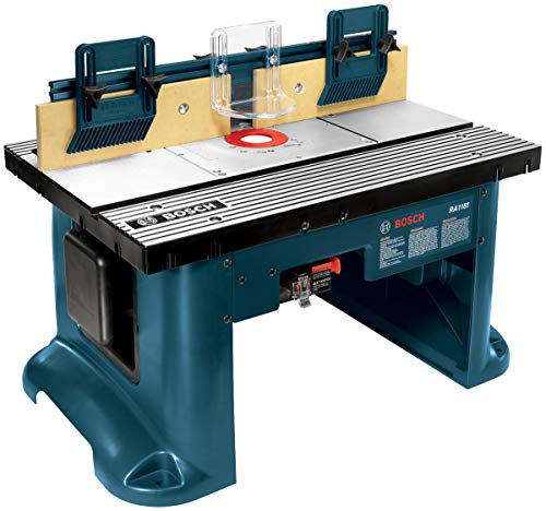 BOSCH Benchtop Router Table RA1181, 120 V