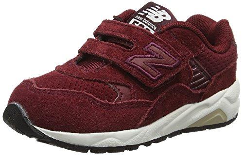 New Balance New Balance, Unisex-Kinder Sneaker, Burgund (Burgundy), 24 EU (7 UK Child)