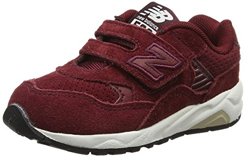 New Balance New Balance, Unisex-Kinder Sneaker, Burgund (Burgundy), 24 EU (7 UK Child)