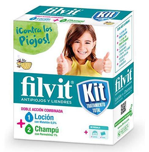 Filvit, Champú - 400 ml.