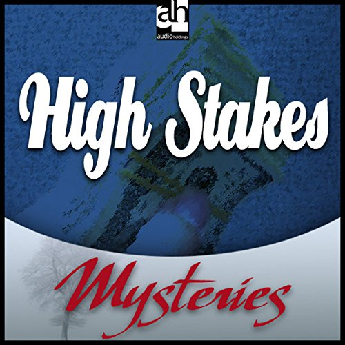 High Stakes audiobook cover art
