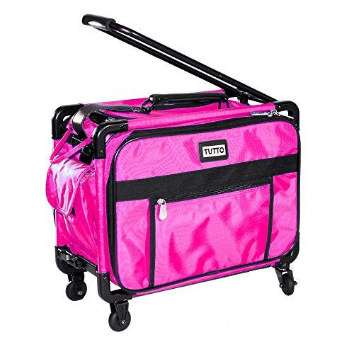 Tutto Machine On Wheels (Pink, 22-Inch)