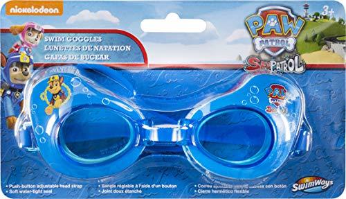 Swim Ways – 6044379 – Schwimmbrille Paw Patrol – Zubehör für Schwimmbad, Schwimmen und Tauchen – Paw Patrol – zufällige Farbe