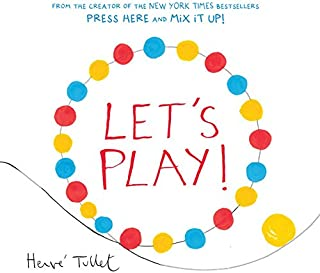Let s Play! (Interactive Books for Kids, Preschool Colors Book, Books for Toddlers)
