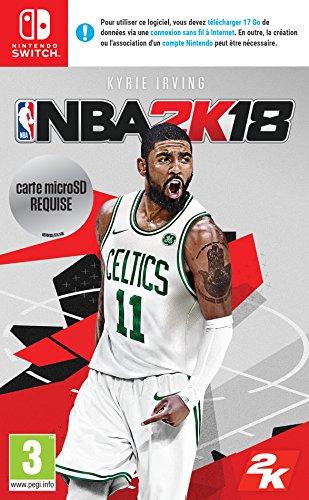 NBA 2K18 - SWITCH nv prix