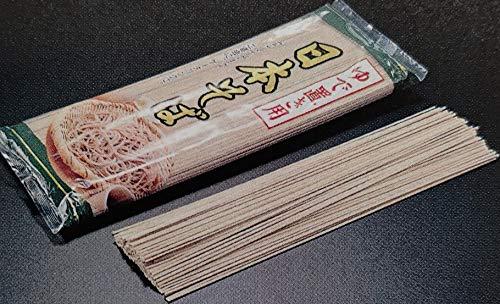 ゆで置き用 日本そば 400g×30P 乾麺 業務用
