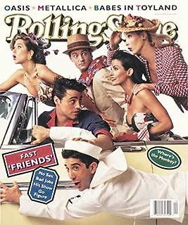 rolling stone magazine 1995