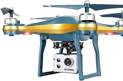 TianWlio 2,4 GHz 4CH RC Quadrocopter WiFi FPV 720P Weißinkel HD Kamera Drohne H nstand Halten