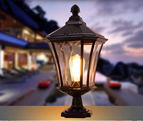 Européens - Style Applique Stigmatisation Appliques Villa Accueil porte Lights Rust étanche extérieur - Preuve Tingyuan Deng Aluminum