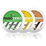Rasozero Set 3 Prebarba de 100 ml - Agrumela, Barbaco y Spiffero