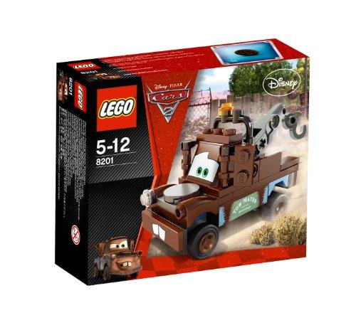 LEGO Cars - 8201 - Jeu de Construction - Martin - Echelle 1/55