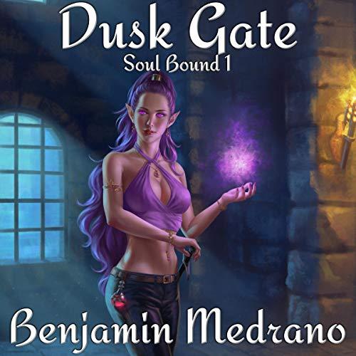 Dusk Gate Audiobook By Benjamin Medrano cover art