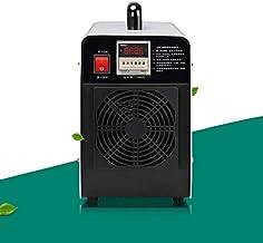 Enchufe de la EU Basage Generador de Ozono Esterilizador de 220 V Purificador de Agua de Ozono de Aire Purificaci/óN Frutas Verduras Agua Preparaci/óN de Alimentos Ozonizador Ionizador