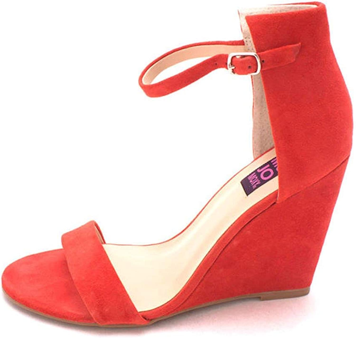 Mojo Moxy Women's Sorbet Wedge Pump
