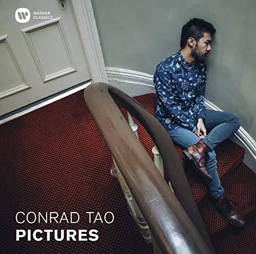 Conrad Tao - Pictures [CD]
